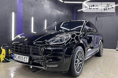 Внедорожник / Кроссовер Porsche Macan 2016 в Львове