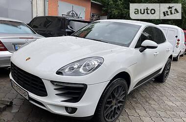 Внедорожник / Кроссовер Porsche Macan 2014 в Днепре