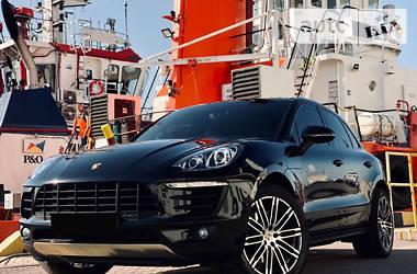 Позашляховик / Кросовер Porsche Macan 2015 в Одесі