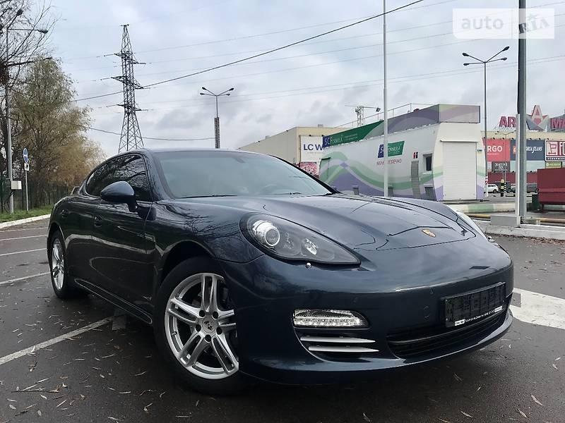 Porsche Panamera 2012 в Києві