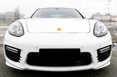 Porsche Panamera 4.8 2014