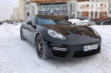 Porsche Panamera TURBO LONG 2014