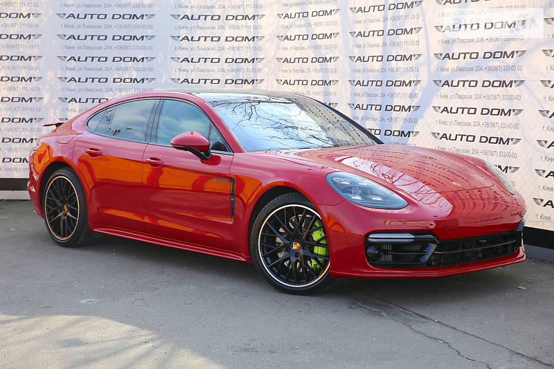 Porsche Panamera 2018 года в Киеве