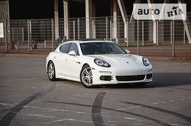 Porsche Panamera 2014 в Львове