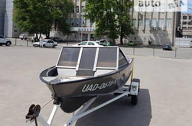 Лодка Прогресс 4 1986 в Днепре