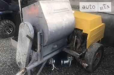 Штукатурная машина Putzmeister P13 2000 в Ужгороде