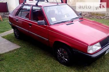 Renault 11 1987 в Бучаче