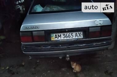 Renault 21 Nevada 1988 в Радомышле