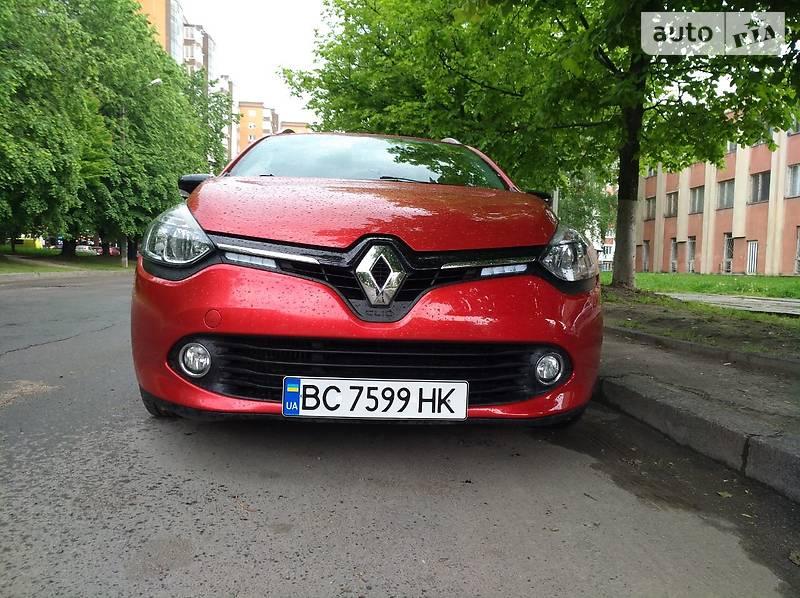 Renault Clio Grandtour 12.2013