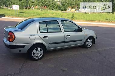 Renault Clio Symbol 2002 в Хмельницком
