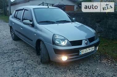 Renault Clio Symbol 2006 в Чемеровцах