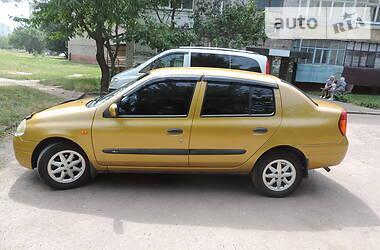 Renault Clio Symbol 2001 в Вольногорске