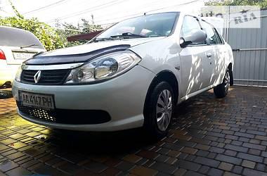 Renault Clio Symbol 2012 в Днепре