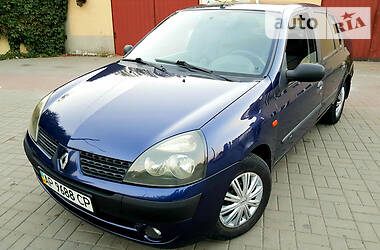 Renault Clio Symbol 2003 в Запорожье