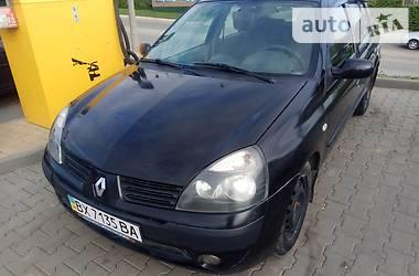 Renault Clio Symbol 2005 в Черновцах
