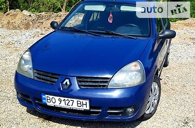 Седан Renault Clio Symbol 2006 в Залещиках
