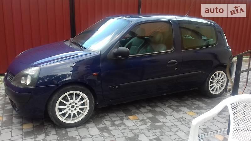Renault Clio 2003 года в Хмельницке