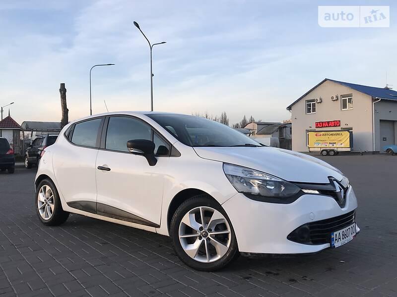 Renault Clio 2015 в Киеве