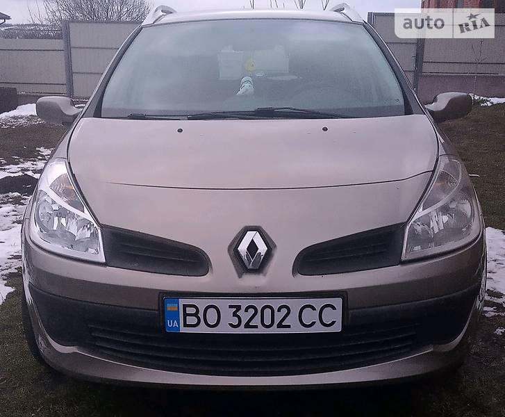 Renault Clio 2008 в Тернополе
