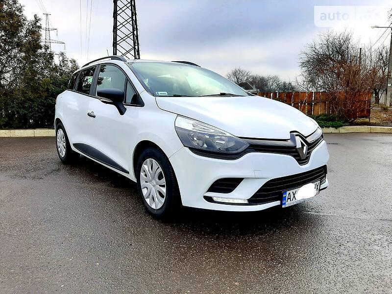 Renault Clio 2017 в Первомайске