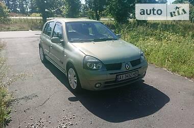 Renault Clio 2002 в Киеве