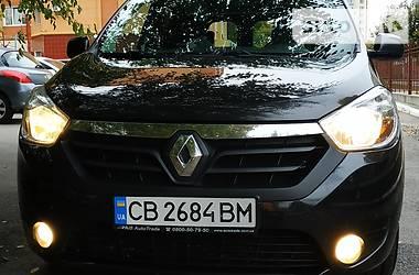 Renault Dokker пасс. 2013 в Чернигове