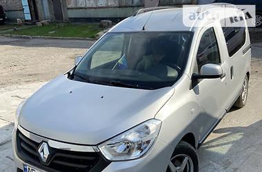 Renault Dokker пасс. 2015 в Вільногірську