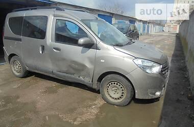 Renault Dokker пасс. 2015 в Ровно