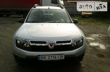 Renault Duster 2012 в Иршаве