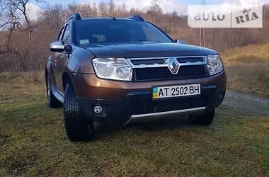 Renault Duster 2012 в Ивано-Франковске