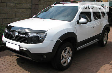 Renault Duster Official 4x4