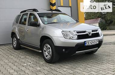 Renault Duster 2012 в Кельменцах