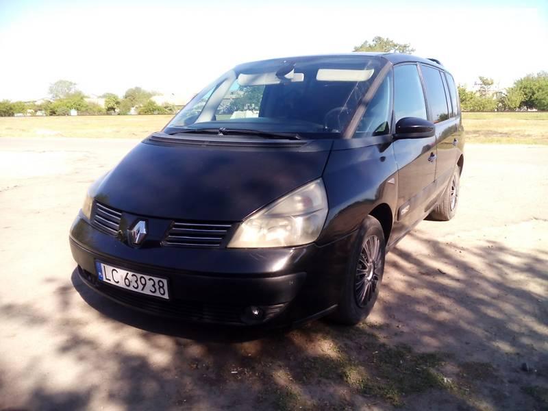 Renault Espace 2003 в Новой Каховке
