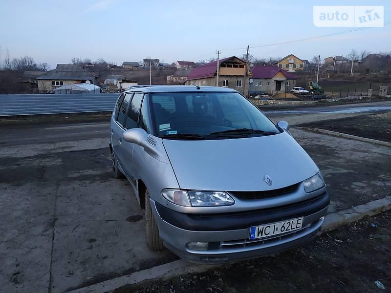 Renault Espace 1998 года в Черновцах