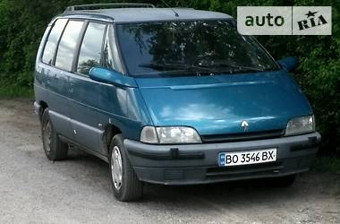 Renault Espace 1993 в Тернополе