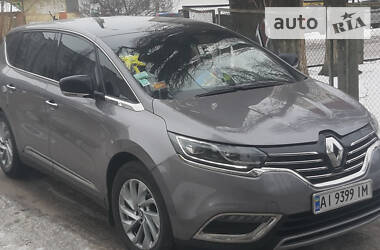 Renault Espace 2015 в Миронівці