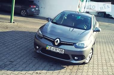 Renault Fluence 2013 в Черновцах