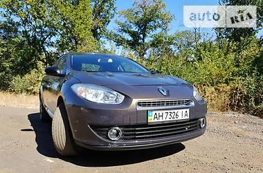 Renault Fluence 2012 в Волновахе
