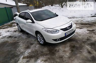Renault Fluence 2010 в Киеве