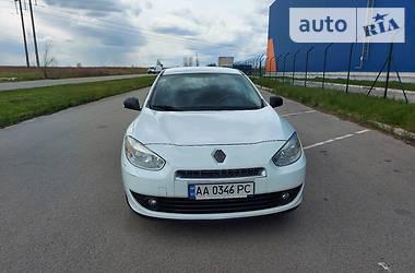Renault Fluence 2011 в Киеве