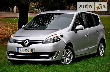 Renault Grand Scenic 2014 в Самборе