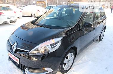 AUTO.RIA – Продажа Рено Гранд Сценик бу  купить Renault Grand Scenic ... 9c1521f53ff