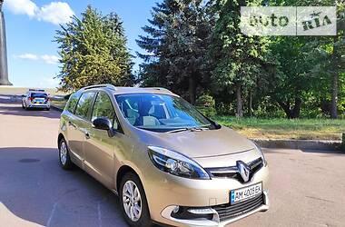 Renault Grand Scenic 2016 в Житомире
