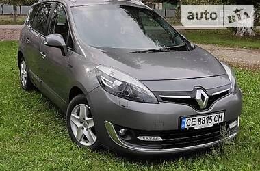 Renault Grand Scenic 2013 в Черновцах