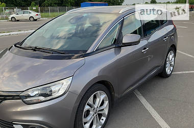 Унiверсал Renault Grand Scenic 2017 в Києві