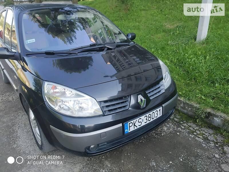 Минивэн Renault Grand Scenic 2004 в Львове