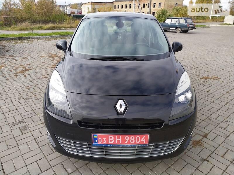 Renault Grand Scenic BOSSE