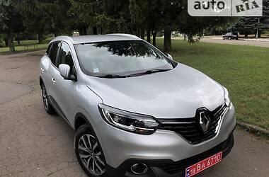 Позашляховик / Кросовер Renault Kadjar 2016 в Рівному
