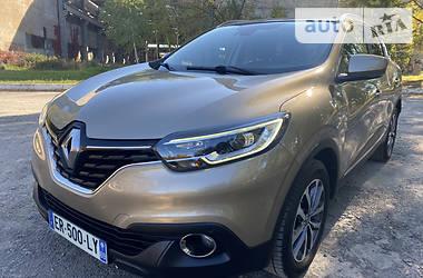 Внедорожник / Кроссовер Renault Kadjar 2017 в Луцке