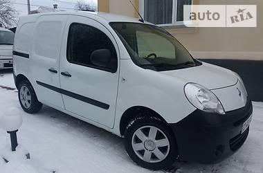 Renault Kangoo груз. EXTRA+NAVI 2013